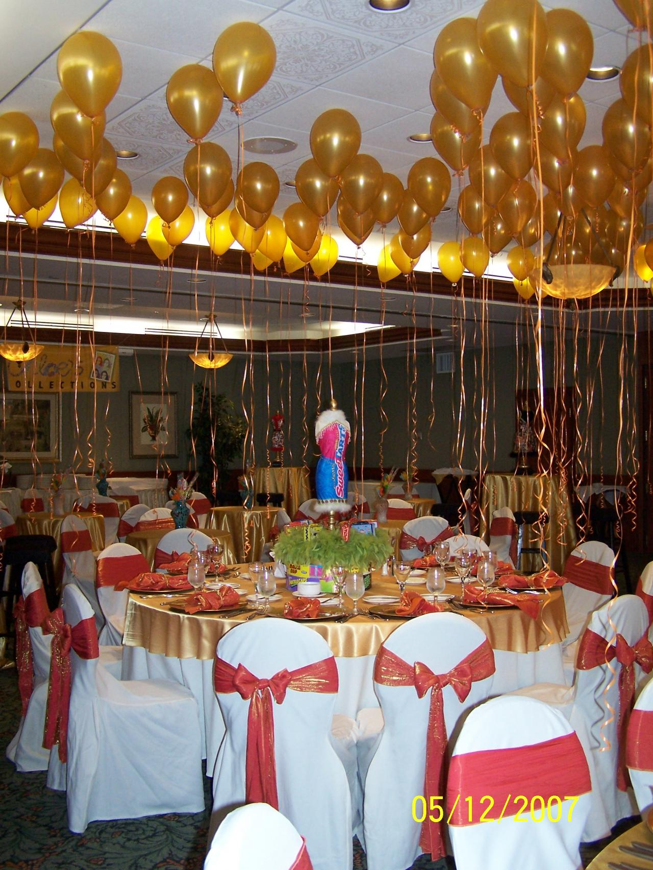 Fredda S Place Gallery Balloon Decorations