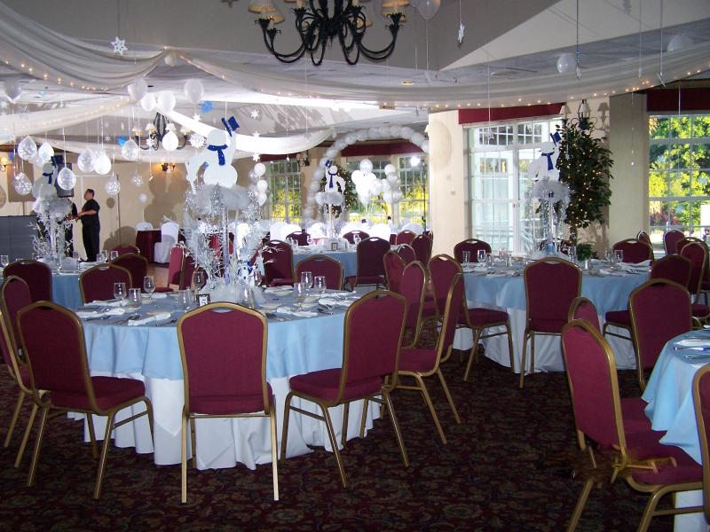 Fredda\'s Place - Event Decorating